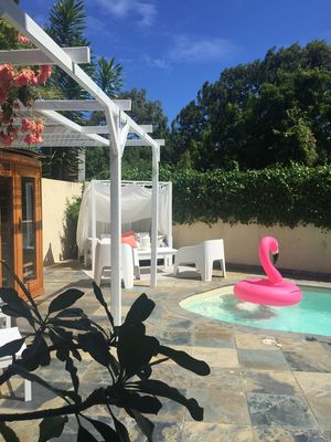 Photo for Quiet house with pool in Saint Pierre, 5 minutes from the lagoon