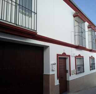 Photo for APARTMENT IN OLVERA WITH GARAGE