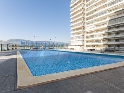 Photo for ETERNITY - Apartment with shared pool in Playa de Tavernes .