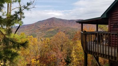 Photo for Breath taking views of the Smoky Mountains for you to enjoy.