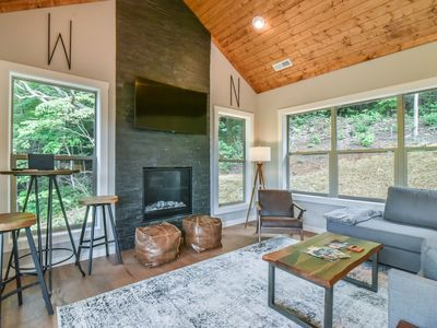Photo for Asheville Mountain Retreat with Incredible Views