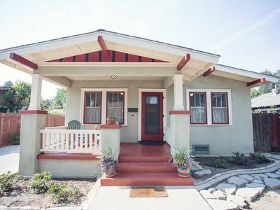 Photo for Charming Downtown Visalia Craftsman on the way to the Sequoias
