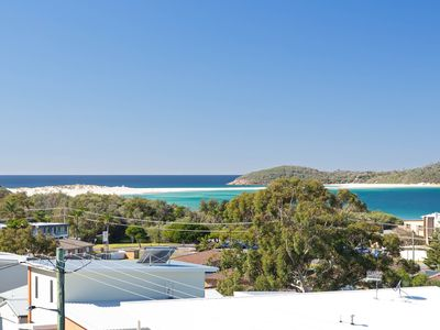 Photo for 'Whale Tales' 78 Lentara Street - FANTASTIC WATER VIEWS OVER FINGAL BEACH