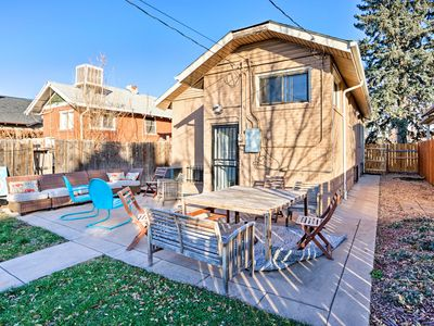 Photo for NEW! Pet-Friendly Denver Home-Near RiNo Breweries!