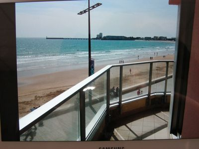 Photo for Apartment for rent in Sables D'olonne the week of May 28 to June 2, 2019