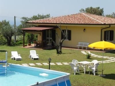Photo for Holiday house Faro Capo Vaticano for 1 - 4 persons with 1 bedroom - Holiday house