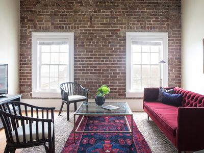 Photo for Sonder | The Riverview | Colorful 1BR + Laundry