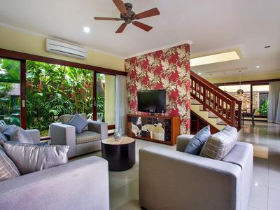 Photo for Samudra · Luxury 7BR Private Pool Villa Bali