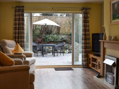 Photo for 1 bedroom accommodation in Trethurgy, near St Austell