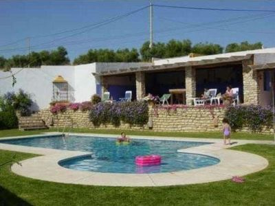 Photo for Self catering Cortijo Laguna de Espejo for 4 people