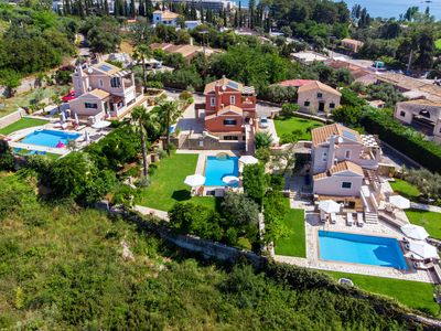 Photo for Il Tesori Dassia Villas with Private Pool