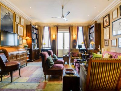 Photo for Classic Parisian Home in Marais for up to 6 guests