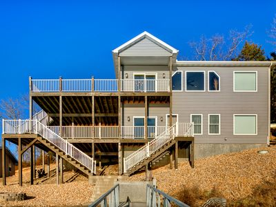 Photo for Almost New Lakefront Home With Awesome View On 44 MM