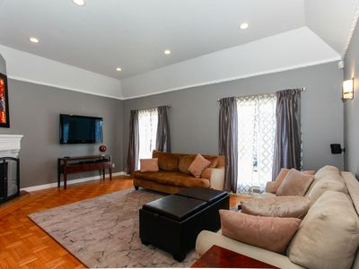 Photo for Stylish 2BR Sunset House w/Parking