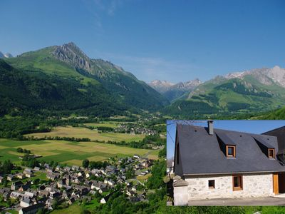 Photo for 3 ears barn in the village of Arrens Marsous, in the heart of the Hautes-Pyrénées