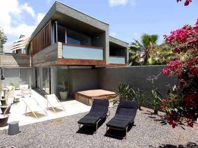 Photo for Wonderful duplex with direct access to the seaside