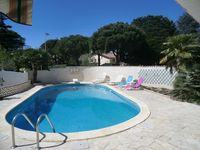 The property was excellent, clean and well maintained.