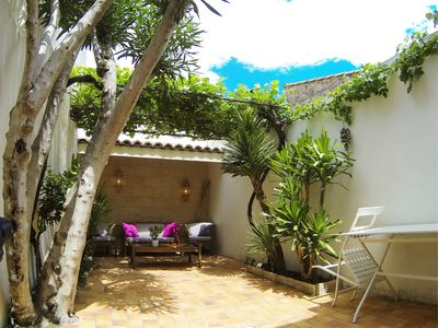 Photo for beautiful village house in the center of the medieval city of Aigues Mortes