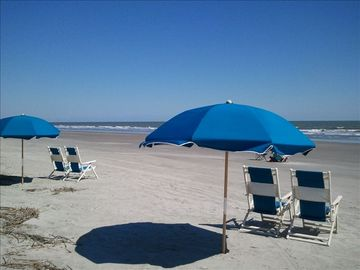 East Beach Village, Kiawah Island, SC, USA