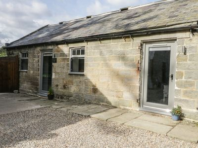 Photo for LOWDALE BARNS WEST, pet friendly in Sleights, Ref 956466