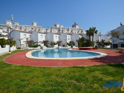 Photo for FINQUES SEGARRA - Terraced house with terrace and communal pool