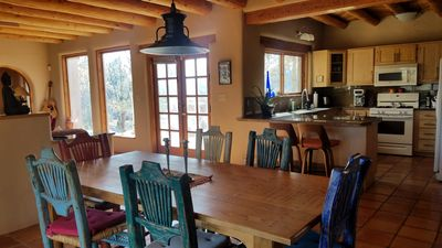 Photo for Special! Adobe 360 Vista 3 Bedrm House-Dual Master Suites, 2 fireplaces-Hot Tub!