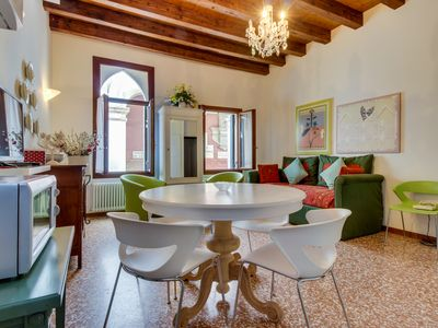 Photo for San Rocco - Apartment for 5 people in Venecia