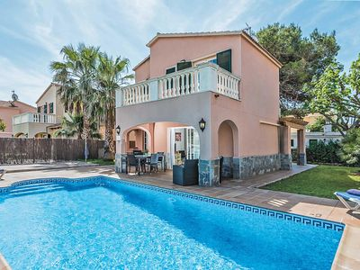 Photo for 3 bedroom accommodation in Cala Blanca