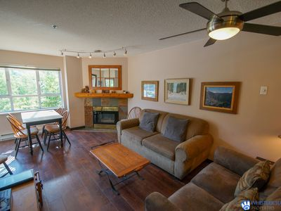 Photo for Marketplace Lodge 333 - Central village location, walking distance to Gondola
