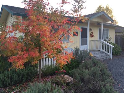 Photo for Beautiful Cottage in the Russian River Valley!
