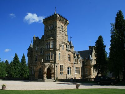 Photo for Luxury Castle Apartment near Edinburgh