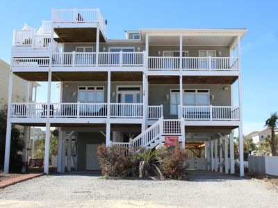 Photo for 8BR House Vacation Rental in Ocean Isle Beach, North Carolina