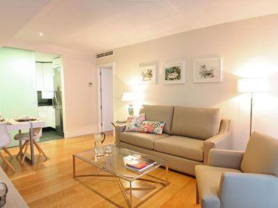 Photo for Malaga City - New one bedroom in luxury building