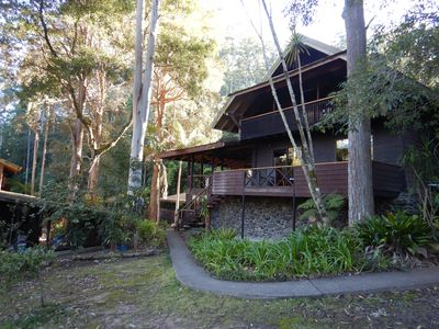 Photo for Williams Chalet a Wilderness Retreat - southern slopes Barrington Tops Nat.Park.
