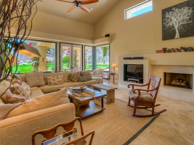 Photo for Newly listed!  Best view in valley!  Largest unit, next to La Quinta Resort!