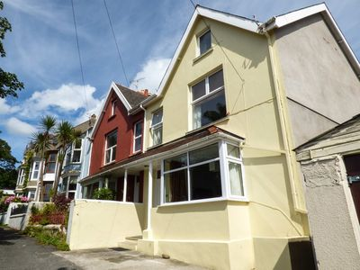 Photo for GWYLAN APARTMENT, with a garden in Tenby, Ref 927598