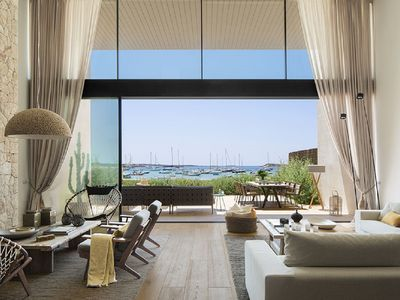 Photo for NEW STYLISH HOUSE LOCATED ON THE BEACH