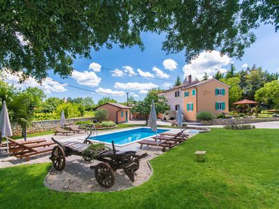 Photo for Charmingly decorated Villa in a beautiful landscape garden