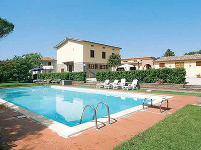 Photo for Large 5BR villa with pool and tennis court, ideal for relaxing and exploring