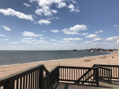 Private Beach Perfect Destination Vacation or Connecticut Staycation!