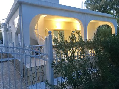 Photo for Eretria holiday house 50m from the beach