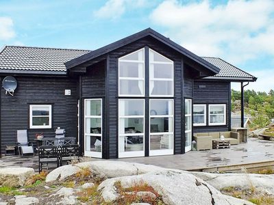 Photo for 5 star holiday home in lyngdal