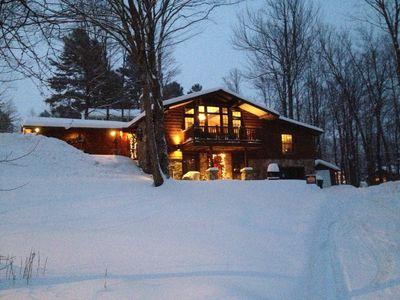 Photo for 2BR Apartment Vacation Rental in Lake Placid, New York