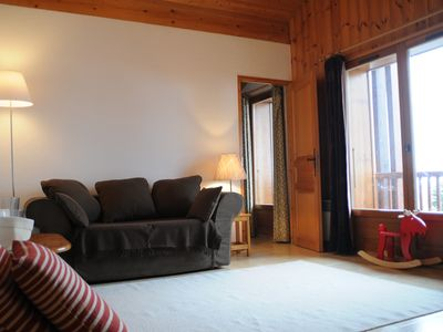 Photo for Lovely well equipped Chalet Apartment in St Gervais Les Bains. Sleeps up to 6
