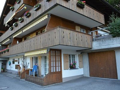 Photo for Apartment Eichhorn in Zweisimmen - 3 persons, 1 bedrooms
