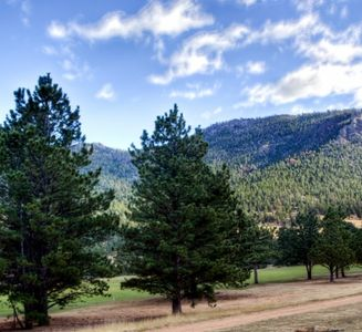 Photo for Rocky Mountain Hideaway - Private 2 Bed Townhome Tucked Away, Views