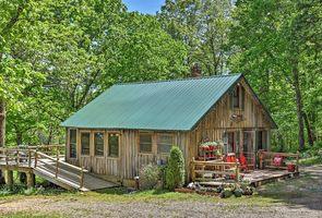 Photo for 1BR Cabin Vacation Rental in Marble Hill, Missouri