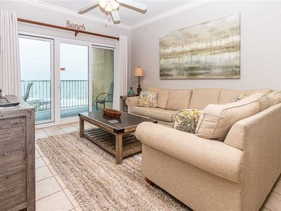 Photo for Seawind 502: 3 BR / 2 BA condo in Gulf Shores, Sleeps 8