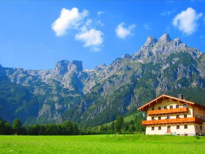 "Photo for Apartment 1 - Alpen Appartements ""Oberlehengut"" Salzburger Land"