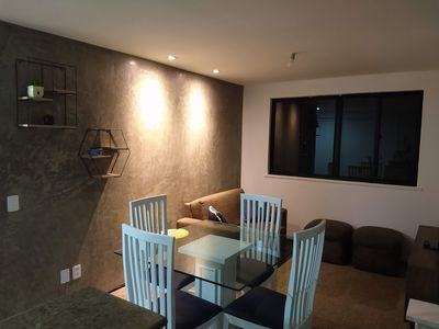 Photo for Ap Vidal no Meireles 2 suites Modern and Cozy Excellent Location